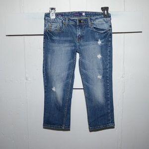 Vigoss Jeans - Vigoss womens capris size 3 -3418-